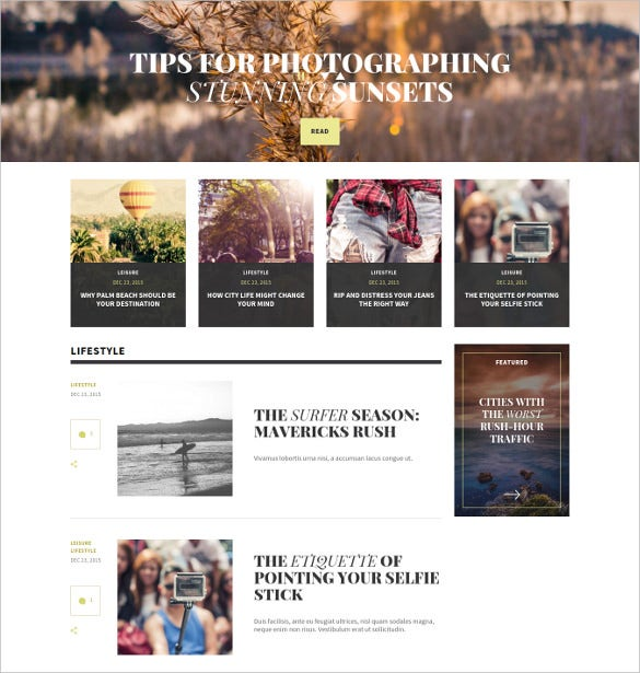 verse multipurpose wordpress magazine template