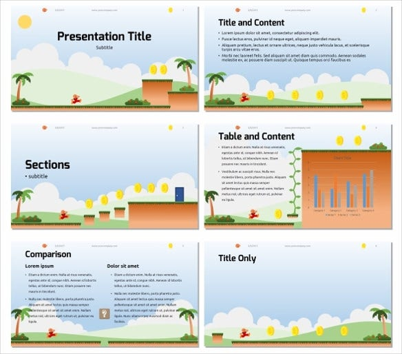 smf powerpoint presentation template