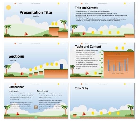 7 fun powerpoint templates ppt pptx free premium templates