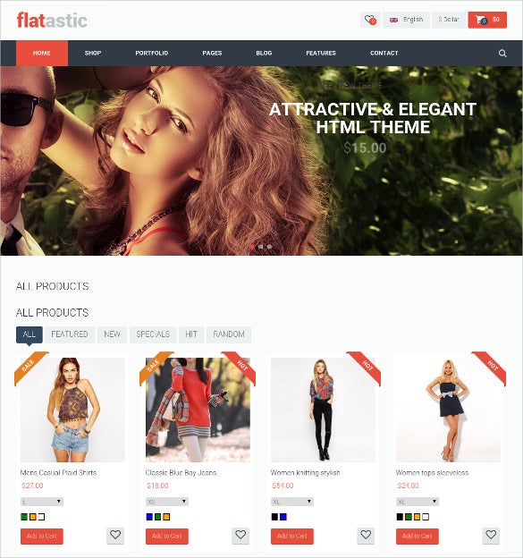 flatastic multipurpose ecommerce drupal mobile theme