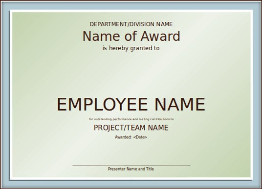 certificate of appreciation templates1