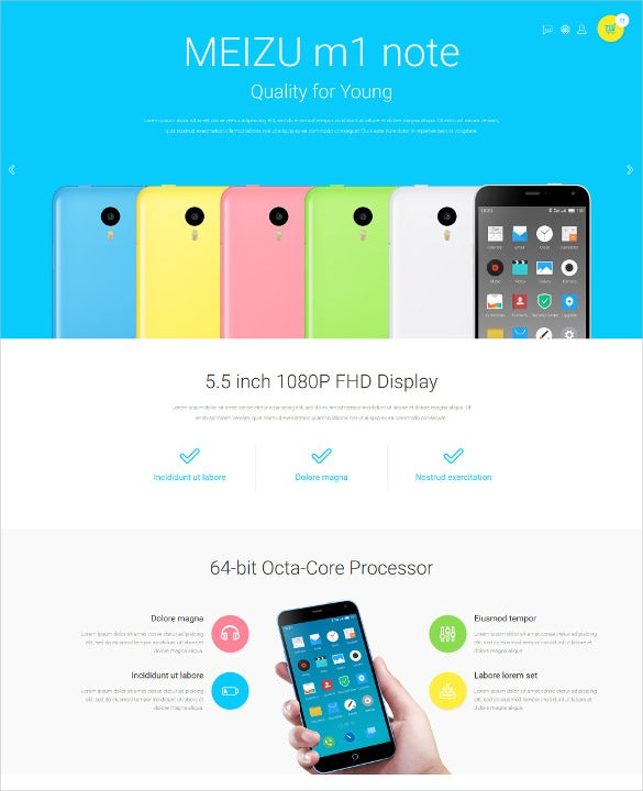 mobile store responsive prestashop blog template
