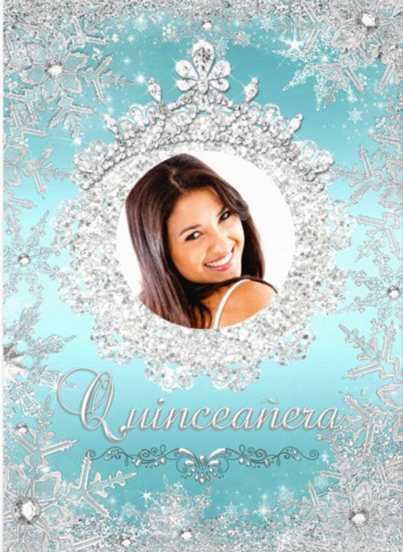 20 Quinceanera Invitation Templates Word Psd Ai Eps