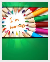 Kids-Learning-PowerPoint-Template