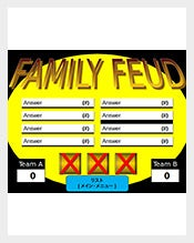 One-Round-Family-Feud-PowerPoint-Template