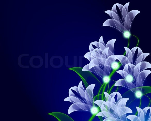 transparent flowers stock photo background template download
