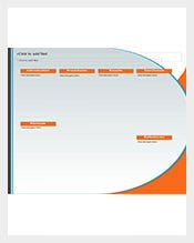 Oval-Orange-PowerPoint-Poster-Template