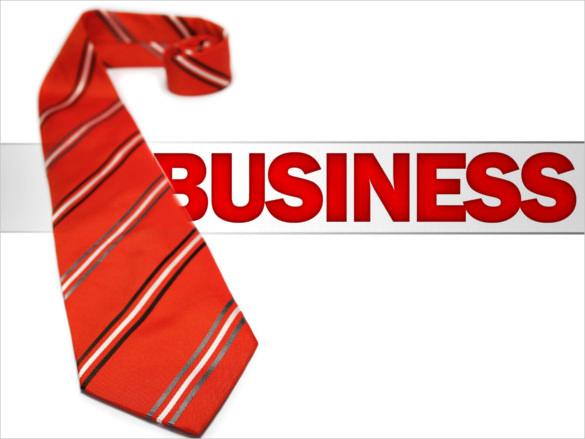 15 free powerpoint templates free sample example format sample red tie business powerpoint template free download toneelgroepblik Gallery