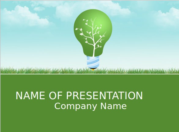 15 free powerpoint templates free sample example format green energy powerpoint template free download toneelgroepblik Gallery