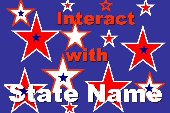 interactive state map blank jeopardy sample template