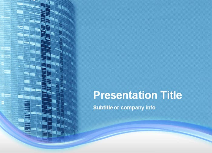 10 professional powerpoint templates free sample example format professional office building powerpoint templates free download toneelgroepblik Gallery