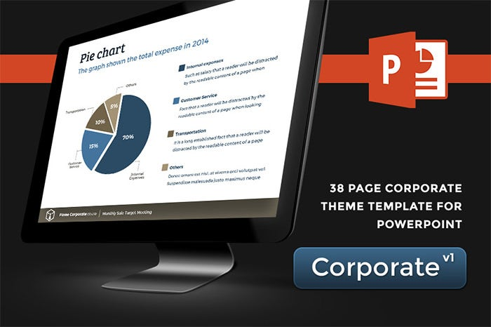 8  professional powerpoint templates