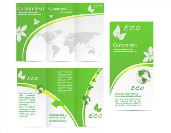 Free Brochure Templates Free PSD EPS AI Illustrator - Templates for brochures free download