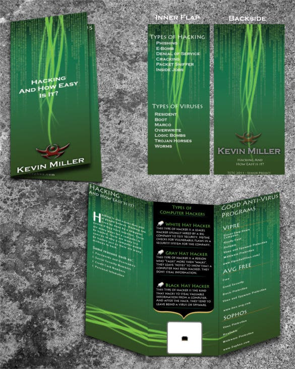 programming free psd brochure template download