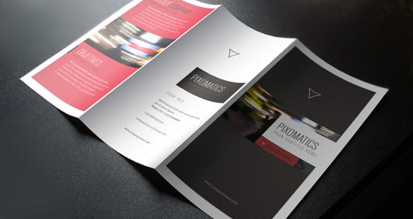 38 free brochure templates psd eps ai free for Tri fold brochure template download