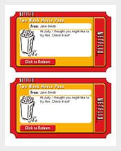 Amazing-Netflix-Gift-Certificate-Template