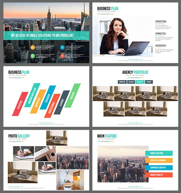 business powerpoint template1