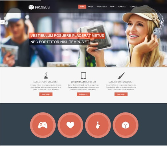 responsive multipurpose html mobile php template