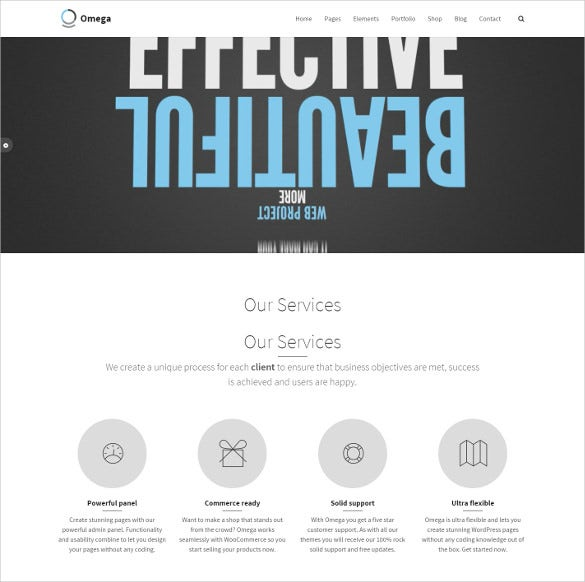 multi purposemobile responsive bootstrap theme