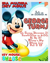 Personalised-Birthday-Party-Invitations-Mickey-Mouse