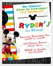 Mickey-Mouse-Birthday-Party-Invitation-Digital-Delivery-Custom