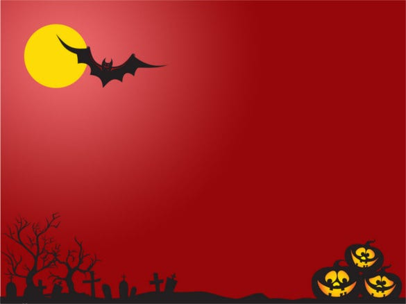 Halloween powerpoint template idealstalist 12 halloween powerpoint templates free sample example format toneelgroepblik Images