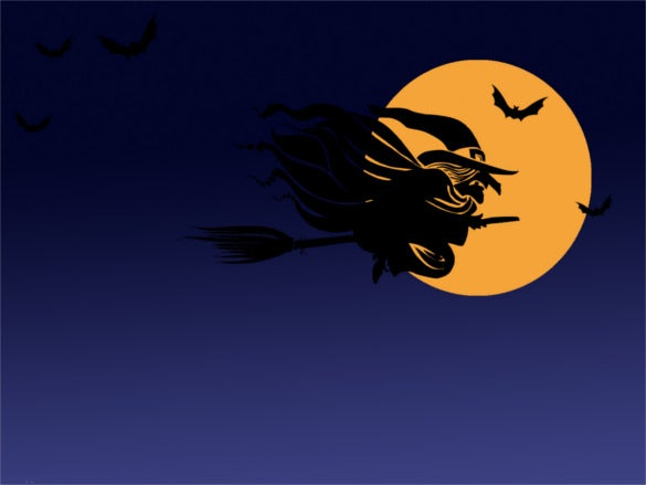 11  halloween powerpoint templates