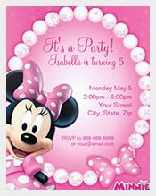 Minnie-Mouse-Pink-and-White-Birthday-Invitation