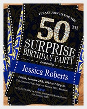 50th-Surprise-Birthday-Invitation-Royal-Blue-Gold