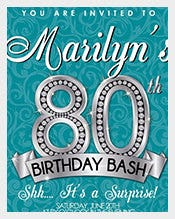 80th-Birthday-Invitation-Adult-Birthday-Party-Invitation