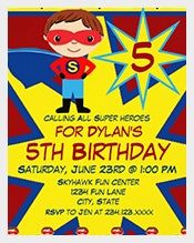 Superhero-Kids-Boys-Birthday-Party-Invitation-Red