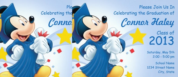 mickey mouse invitation 1