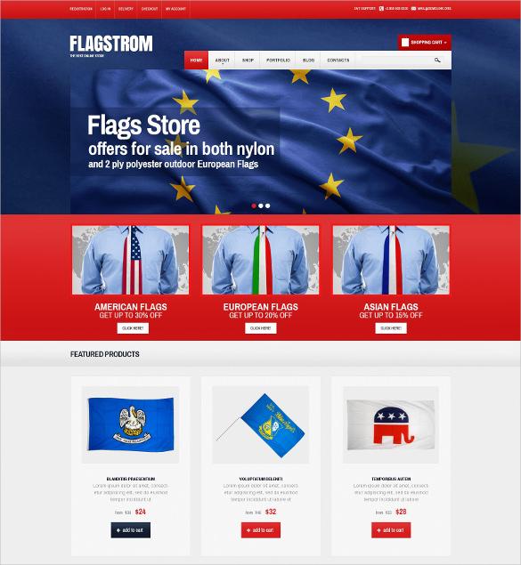 politics responsive woocommerce php theme