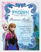 Frozen-Birthday-Invitation-For-Special-occasion