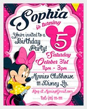 Personalized-Pink-Minnie-Mouse-Birthday-Invitation