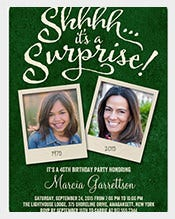 green-and-white-Surprise-Birthday-Invitation