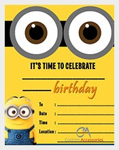 Despicable-me-Kids-Birthday-invitations