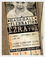 Custom-Vintage-Baseball-Ticket-Birthday-Invitations-