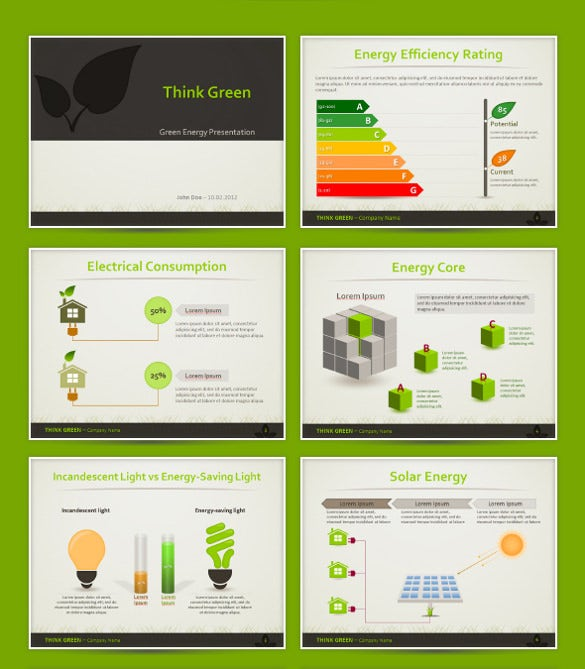 8 powerpoint dashboard templates free sample example format think green eco friendly powerpoint presentation toneelgroepblik Gallery