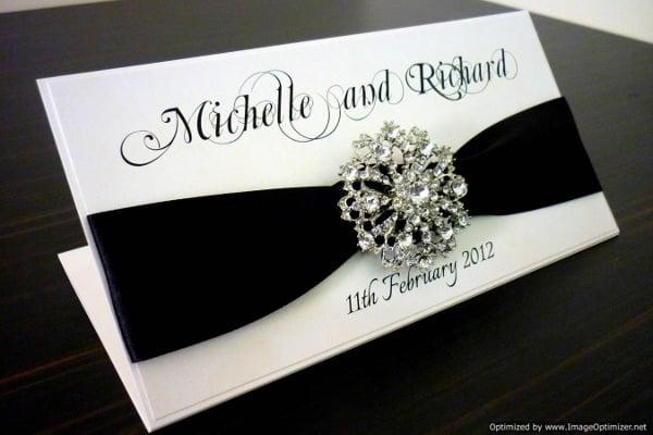 elegant wedding invitation1
