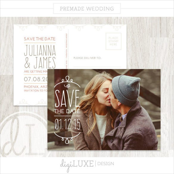 Save the date postcard template 25 free psd vector eps ai this save the date template conveys the message in a way that is sure to win hearts you can add a beautiful image on the front of the postcard pronofoot35fo Gallery