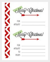 155 gift certificate templates free sample example format download customizable christmas gift certificate 46 size maxwellsz