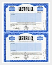 Simple-Netflix-Gift-Certificate-Template