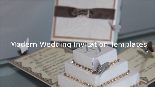 modernweddinginvitationtemplate