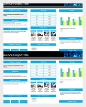 Science-Poster-Project-Template-For-PowerPoint