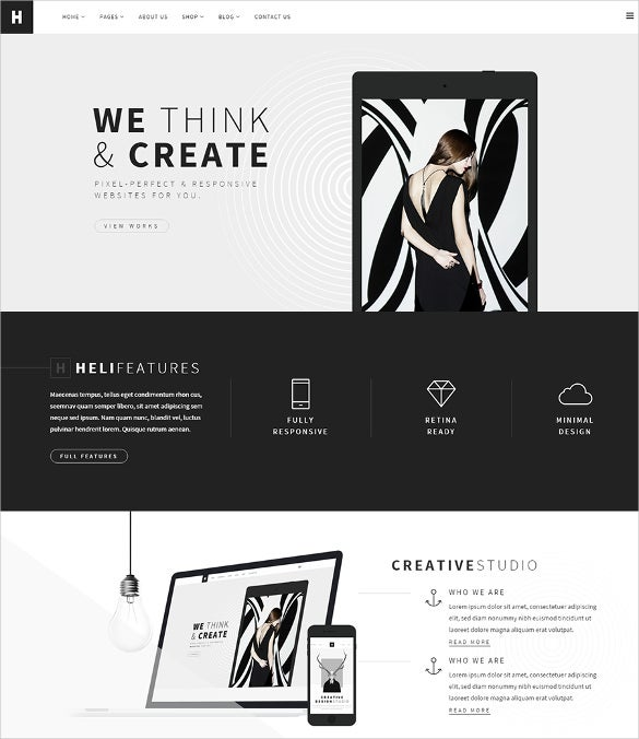 creative multipurpose joomla theme