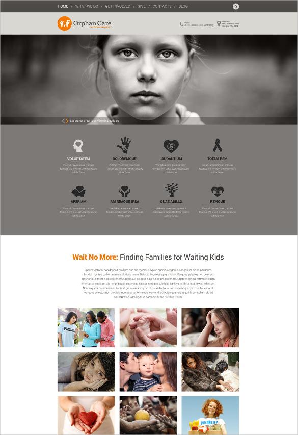 empathy charity wordpress
