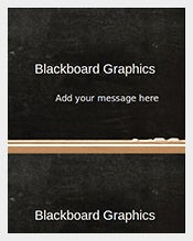 Blackboard-Graphics-Template-Sample-Download