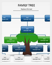 Sample-Powerpoint-Family-Tree-Template-Download
