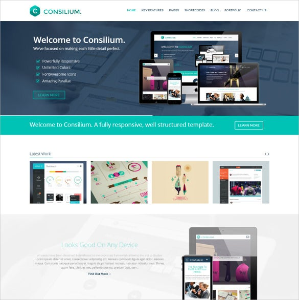 multipurpose business creative drupal template